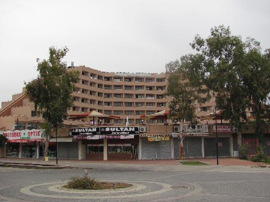Linda Hotel: Aussenansicht