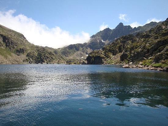 Incles, Andorra: Lago de Juclar - Canillo