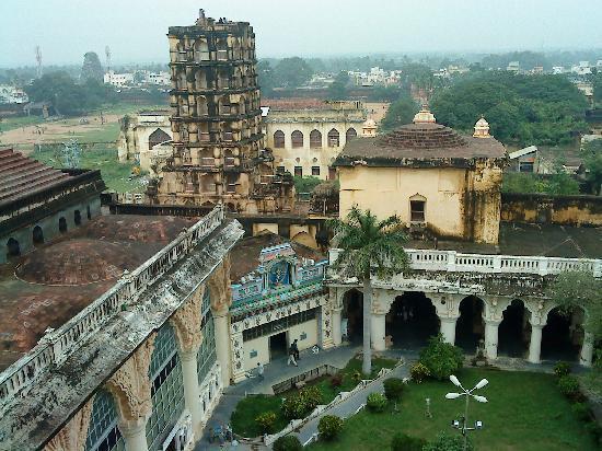 Udhyam Hotel: Tanjavur palace