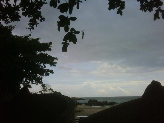 Club Med Bintan Island : View from the beach bar