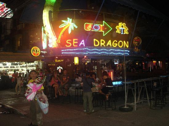 Patong, Tailândia: Bangla Road