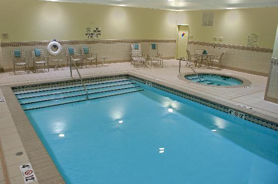 Hilton garden inn bartlesville updated 2017 prices - Salt water swimming pools los angeles ...