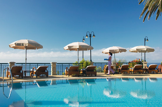 Hotel The Cliff Bay: Outdoor Pool