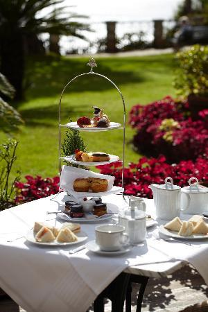 Hotel The Cliff Bay: Afternoon Tea