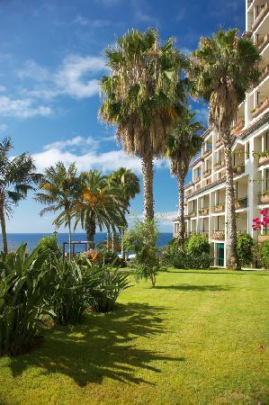 Hotel The Cliff Bay: The Cliff Bay | Surrounding Gardens