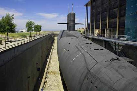 Le Redoutable, le sous-marin visitable à La Cité de la Mer