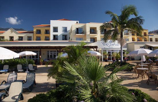 Porto Santa Maria Hotel (Porto Bay): Hotel Frontage