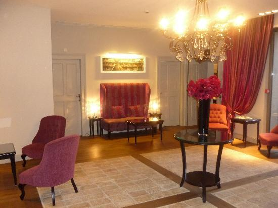 Hotel Cour du Corbeau Strasbourg - MGallery Collection: le salon