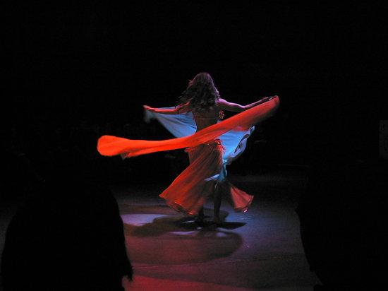 Hodjapasha Cultural Center: Belly dance