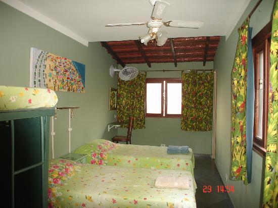 Le Carioca: chambre perroquet
