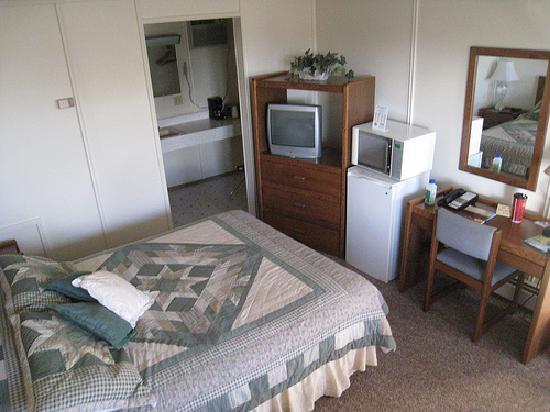Virginia, MN: nice room with good amenities