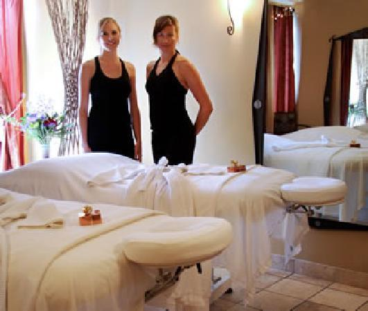Mountain Spa: Dual Massage Room