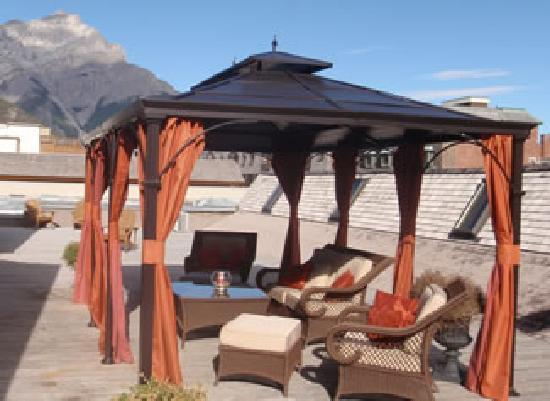 Mountain Spa Terrace