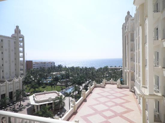 Hotel Riu Vallarta: Ocean View Room