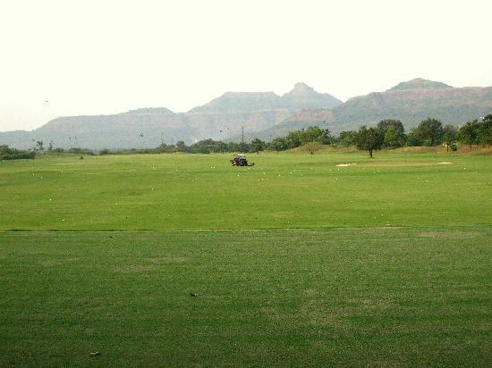 Aamby Valley City: Golf Course
