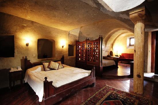 Gul Konaklari - Sinasos Rose Mansions: Room 206