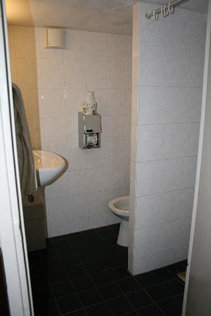 Damrak Inn Hotel Amsterdam: Badezimmer