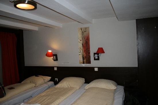 Damrak Inn Hotel Amsterdam: Zimmer