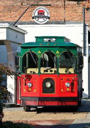 Cobb, GA: Historic Marietta Trolley