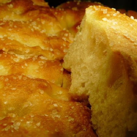 Cafe Torino: Focaccia Bread