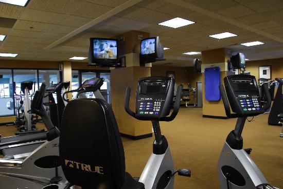Holiday Inn Baltimore-Inner Harbor: Fitness Center