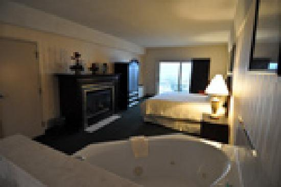 Madison, IN: Honeymoon suite