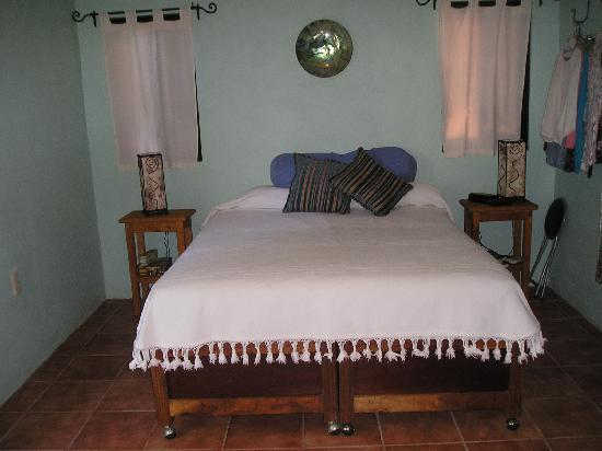 Chacala, Mexico: Bed