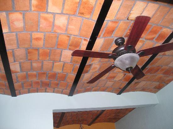Casa Caballito del Mar: Ceiling