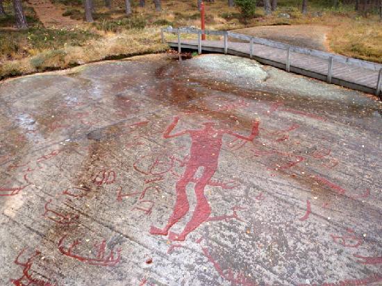 The rock carvings in tanum sverige anmeldelser