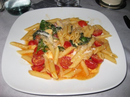 Pizzeria San Marco: Penne ala Something Or Other