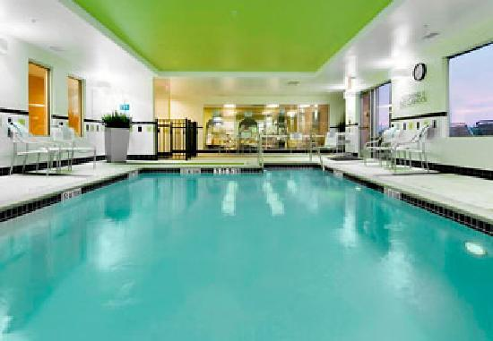 Fairfield Inn & Suites Austin North/Parmer Lane: Pool