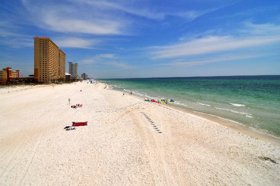 Country Inn & Suites By Carlson, Panama City Beach: Beach Nearby