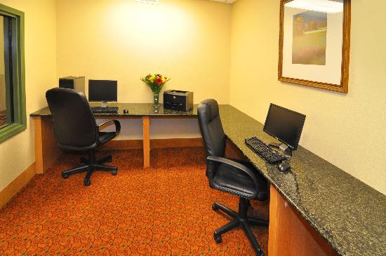 Country Inn & Suites By Carlson, Panama City Beach: Business Center