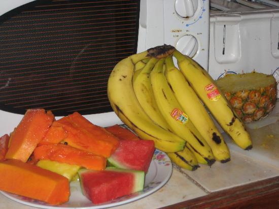 Vida Tropical B and B: Fruitas
