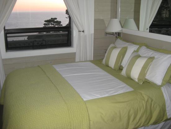 The Cottage at Muir Beach: Master Bedroom