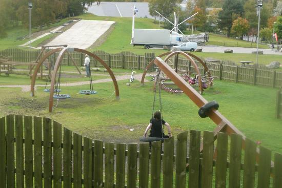 Strathspey Hotel at Macdonald Aviemore Resort: child's play ground