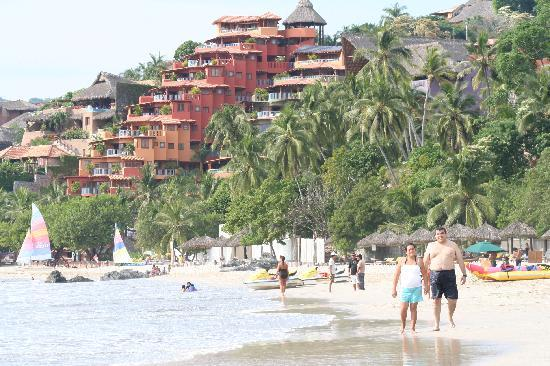 Aura del Mar Hotel: lots of activities to do on Playa La Ropa