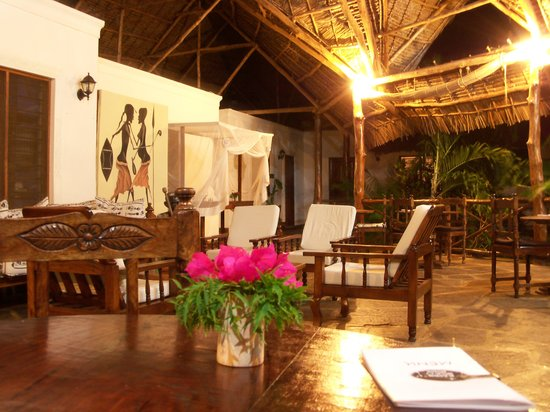 Marine Holiday House: Villaggio-zona relax