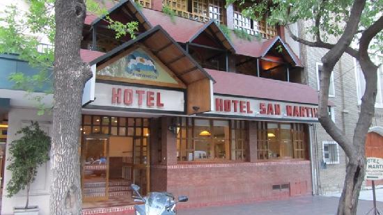 Hotel San Martin Mendoza Argentina