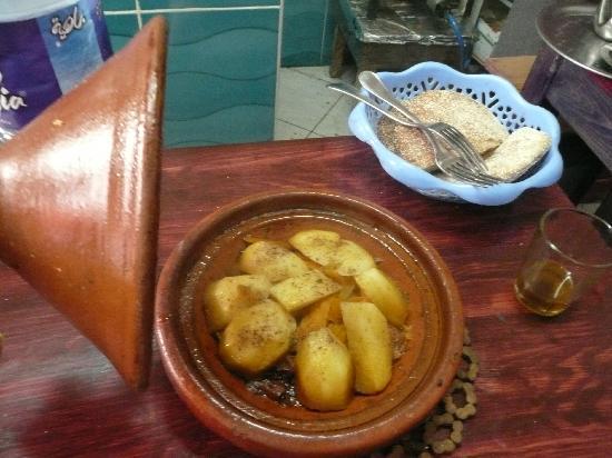 Café Jalil : Des plats délicieux