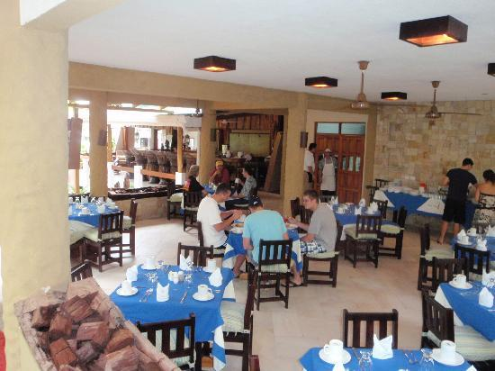The Falls Garden Cafe Costa Rica