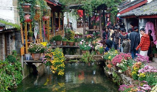 Lijiang, Chine : Very beautiful