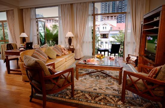 Treetops Executive Residences Singapore: 3-Bedroom Apartment