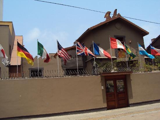 Casa Inca, Boutique Hotel: There it is! Casa Inca!!