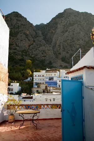 Dar Dalia: La terrasse
