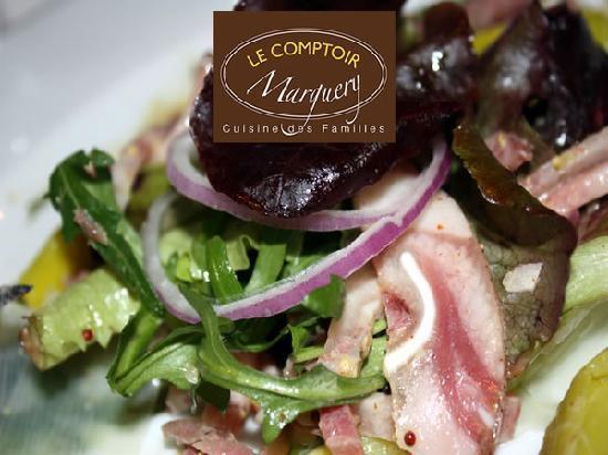 Le Comptoir Marguery : Cuisine traditionnelle