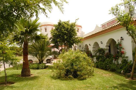 Zahora, Hiszpania: Jardin