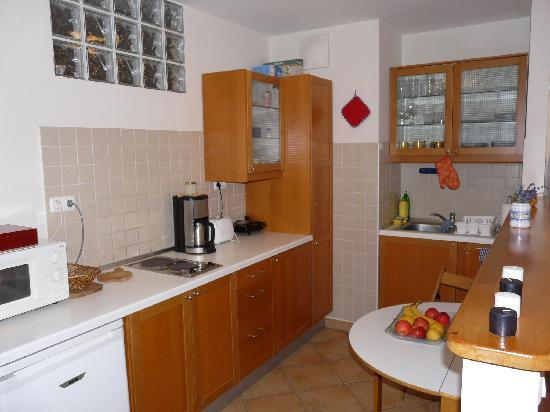 Raday Central Apartment: aday Central Apartment: 1.apartment kitchen