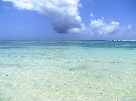 Diani Blue: jump in and forget the world around