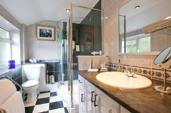 Greystones: Fountain Bathroom